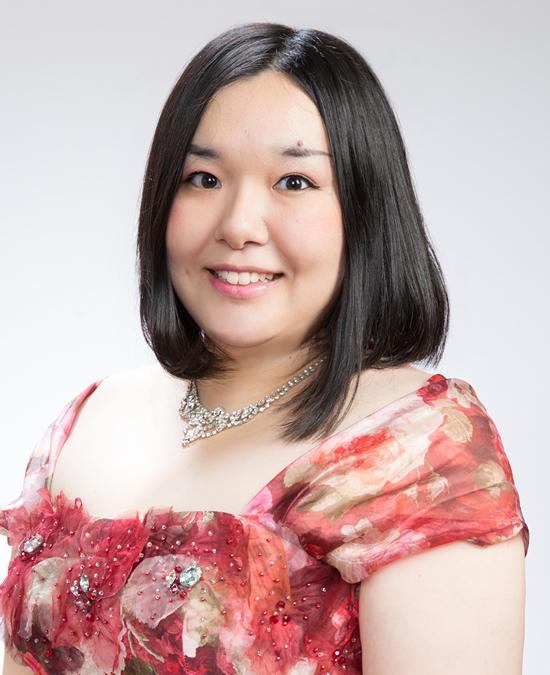 写真:NPO法人 札幌室内歌劇場メンバー 五十嵐麻実 (Sop)